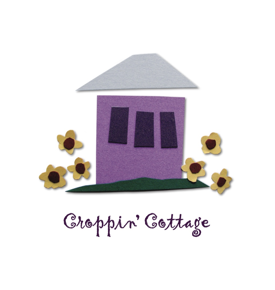 Croppin' Cottage original logo